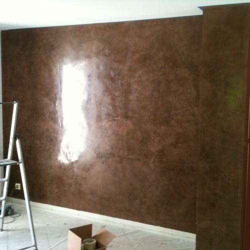 Revêtement décoratif type Stucco